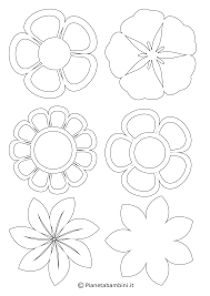 Stencil Floreali Da Stampare E Ritagliare