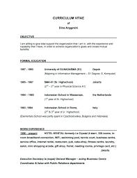 general job objective resume examples general job objective for resume mollysherman