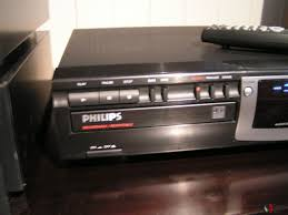 CD player and recorder Philips CDR 760 ...