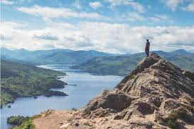 Guide to Loch <b>Lomond</b> and the Trossachs National Park ...