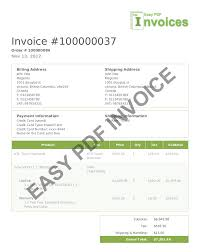 magento pdf templates change the look of your invoice layout template 001 green