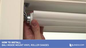 bali solar shades. Bali Blinds - How To Install Vinyl Roller Shades Inside Mount.mov \u0026raquo; And Solar Cordless Safer For Kids Blinds.com Video Gallery S