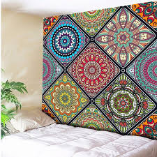 Image Multicolor Beautiful Plus Size Multicolor Beautiful Mandala Tapestry Wall Hanging Beach Towelhome Decor Tapestries Living Room Bedroom Couch Blanket Aliexpress Plus Size Multicolor Beautiful Mandala Tapestry Wall Hanging Beach