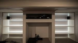 Led cupboard lighting Small Led Shelf Lighting House Led Cabinet Continues To Increase In With Prepare Pertaining Keytostrongcom Led Shelf Lighting Beautiful Shves Cabinet Kits Hogblog Org For