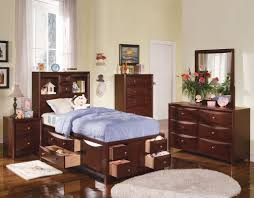 twin storage bed. Modren Bed AC04090T MANHATTAN ESPRESSO BOOKCESE TWIN STORAGE BED WITH DRAWERS With Twin Storage Bed