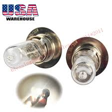for honda foreman 400 450 s es halogen headlight bulbs 35w atv 2002 2003 2004 x2