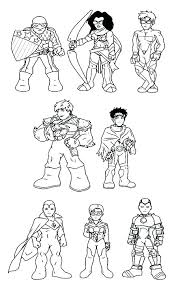 Marvel Superhero Coloring Pages Superhero Coloring Book Plus Captain