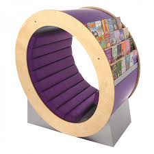 futuristic reading chair for kids