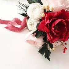 Rose Paper Flower Making Paper Flower Making Make A Rose And Ranunculus