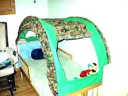 boy bed tent