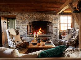 cozy living room with fireplace. Cozy Living Room With Fireplace
