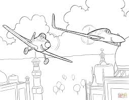 Planes Coloring Pages With Disney Of 2 9 Coloring Pages Website