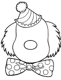 circus coloring pages printable clown coloring pages astonishing clown coloring pages printable sheets face circus coloring circus coloring pages