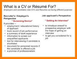 what does cv mean resume.effective-cv-resume-writing-6-728.jpg?cb=1284097760