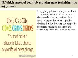 101 Pharmacy Interview Questions And Answers