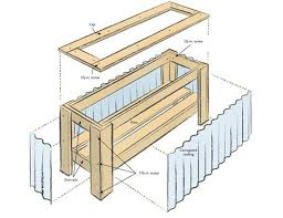 diy planter box plans. Wonderful Planter For Our Ever Growing Croton With Diy Planter Box Plans N