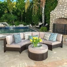 hampton bay resin wicker outdoor furniture bay swivel rocker medium size of chair bay patio table
