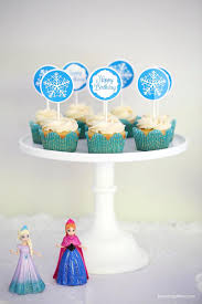 diy frozen party ideas on a budget free printables perfect for any princess party