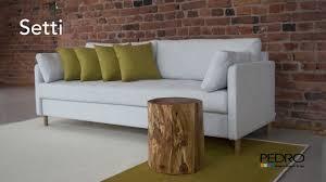 Setti Design Setti Sofa Bed