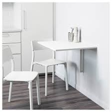 IKEA NORBERG wall-mounted drop-leaf table