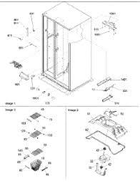 amana refrigerator parts diagram amana image parts for amana ars2664bw pars2664bw0 refrigerator on amana refrigerator parts diagram