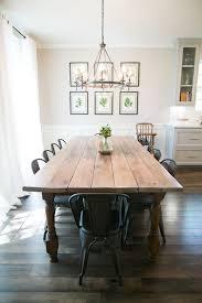 behind the scenes of s fixer upper modern farmhouse tablefarmhouse dining room