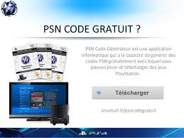 Code Psn Gratuit Carte Playstation Network