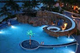 cool swimming pools with slides. Beautiful With Cool Swimming Pools With Slides To