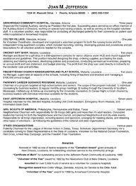Volunteer Work On Resume Example Stunning Hospital Volunteer Resume Example Resume Examples Pinterest