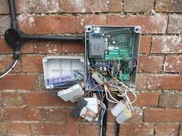 how not to install an automatic gate control panel how not to install an automatic gate control panel