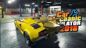 2018 lamborghini countach. brilliant 2018 lamborgini countach restaurado  car mechanic simulator 2018 to lamborghini countach