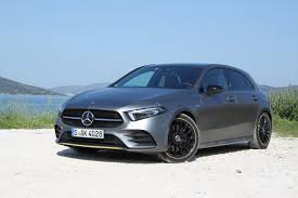 The styling borrows heavily from the elite. 2019 Mercedes Benz A Class Review Autoguide Com