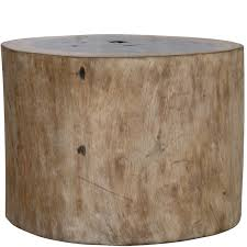 tree stump coffee table au best of munggur tree trunk coffee table small for
