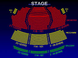 William Kerr Theatre Seating Chart Walter Kerr Theatre Interactive 3 D Broadway Seating Chart