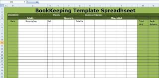 small business bookkeeping template if you are looking for a simple small business bookkeeping template