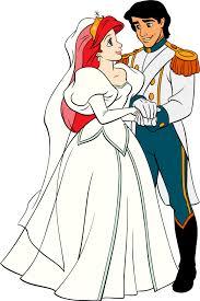 Small Picture Image Wedding Ariel Eric Bride Groomjpg Disney Wiki FANDOM