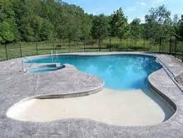 fiberglass pools with beach entry. Perfect Fiberglass Image Result For Beach Entry Fiberglass Pools Intended With I