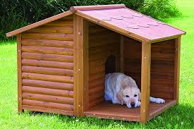 Creative Dog Houses Amazoncom Trixie Pet Products Rustic Dog House Large Pet