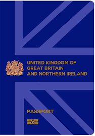British Passport Design After Brexit Paul Vickers Design Thinking Our Design Proposal For The