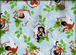 Flannel Quilt Fabric Disney Princess Spring Celebration Girls ... & Flannel Quilt Fabric Disney Princess Spring Celebration Girls - product  image Adamdwight.com