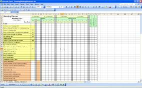 Yearly Expense Report Template Excel Household Budget Template Excel Shatterlion Info