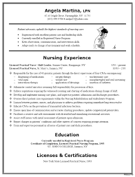 Free Rn Resume Template Nursing Resume Objectives New Grad Rn Objective Staff Nurse Free D 20