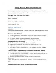 Sample Resume For Writer Resume Writer Besikeighty24co 4
