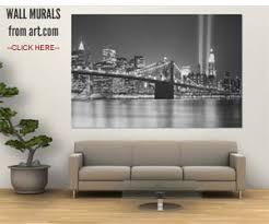 300x250 wall murals from art  on oversized print wall art with wall sized murals and oversized canvas prints city skyline art