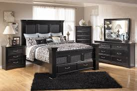 Perfect Bedroom Sets With Storage Under Bed and Timberline King