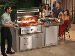 Outside Kitchen Why Build An Outdoor Kitchen And Living Area Inside Effects