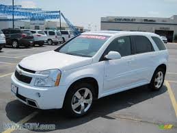 2009 Chevrolet Equinox Sport AWD in Summit White - 250459 ...