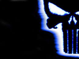 skull wallpaper skull punisher logo