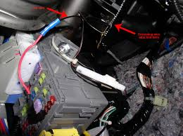 diy radar detector hard wire to fuse box 8th generation honda this image has been resized click this bar to view the full image