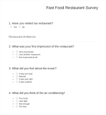 Pin Restaurant Customer Comment Card Template On Catering Survey
